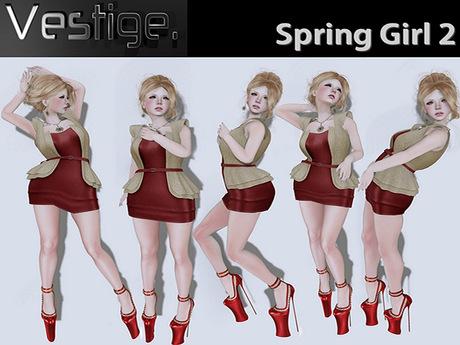 Vestige - Spring Girl 2