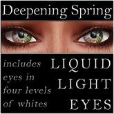 Mayfly - Liquid Light Eyes (Deepening Spring)