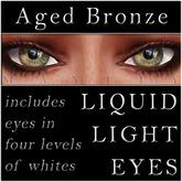 Mayfly - Liquid Light Eyes (Aged Bronze)