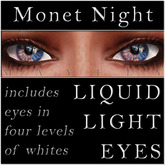 Mayfly - Liquid Light Eyes (Monet Night)