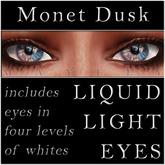 Mayfly - Liquid Light Eyes (Monet Dusk)