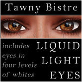 Mayfly - Liquid Light Eyes (Tawny Bistre)