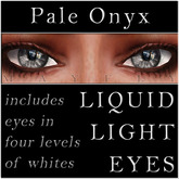 Mayfly - Liquid Light Eyes (Pale Onyx)