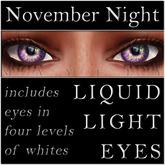 Mayfly - Liquid Light Eyes (November Night)
