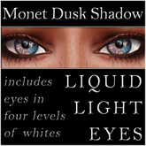 Mayfly - Liquid Light Eyes (Monet Dusk Shadow)