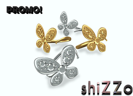 [ShiZZo] Butterfly Rings