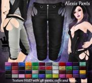 [Syn] Alexis Pants (Texture HUD)