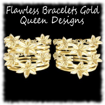 Flawless Bracelets Gold