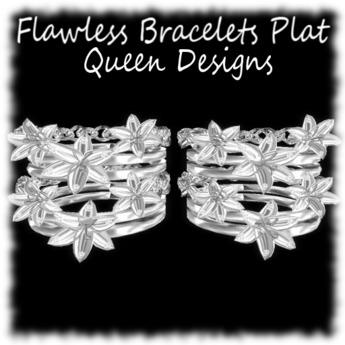 Flawless Bracelets Plat