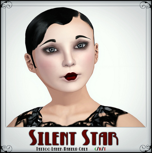 +>A&A<+ Silent Star Makeup