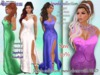 Stressless - Jewels Collection mesh dress with HUD