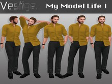 Vestige - My Model Life 1
