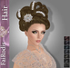 FaiRodis Almira hair black1 with hair decoration
