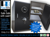 The Safe Safe - become an instant virtual millionaire!