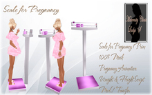 Maternity Clinic LadyS - Scale for Pregnancy