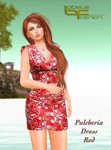 Babele Fashion :: Pulcheria Minidress Red