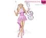 Full Perm MI Rigged Mesh Harper Girl Dress