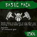 SL Attack on Titan game set - Basic