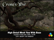 Crones Yew Delivery Crate