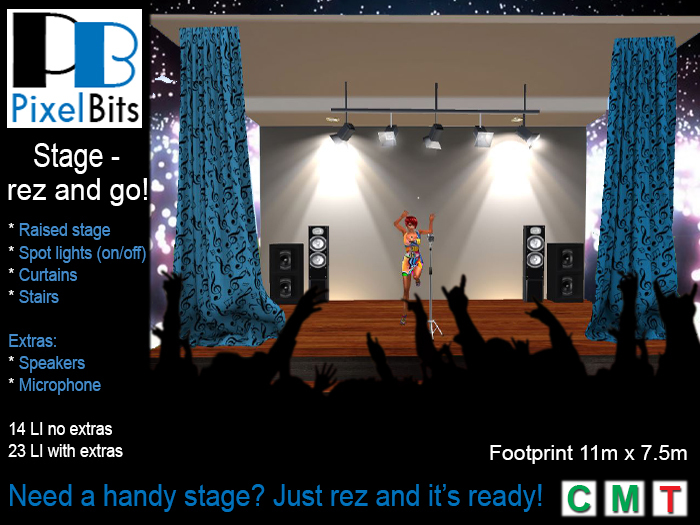 Stage - rez and go! *Boxed*