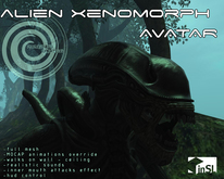 [Prometheus Creations] Alien Xenomorph Avatar