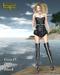 Babele Fashion :: Giza45 Dress Black