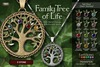 EarthStones Family Tree Of Life Necklace - 5 Stone