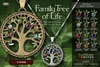 EarthStones Family Tree Of Life Necklace - 6 Stone