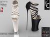 .:KC:. EIFFEL - Slink High, Maitreya & Belleza / FATPACK