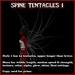 Tentacles I v2 with appearance and behavior menus
