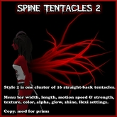 Tentacles II v2 with appearance and behavior menus