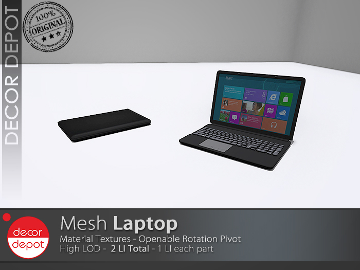 [DD] - FULL PERM  Laptop