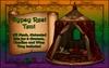 Gypsy Rest Tent  - Zodiac