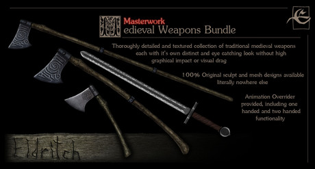 Medieval Arms Fundamentals - Masterwork Bundle