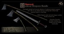 Medieval Arms Fundamentals - Masterwork Bundle