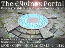 Medieval Auto-Configuring Network Teleporter