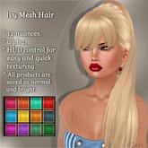 !SOUL - HAIR - Ivy - 12 Nuances -  Colors Set 1