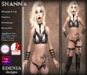 ~Edenia~ Shanna outfit with TMP appliers