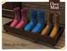 Boots Decor Alpine ♥ CHEZ MOI