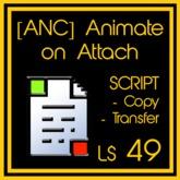 [ANC] Animate On Attach Script (WEAR)