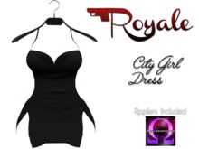 [Royale] CIty Girl Black