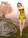 Babele Fashion :: Pulcheria Minidress Orangina