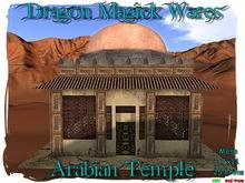 Dragon Magick Wares Arabian Temple