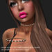 CHOKER ARIN02 GOLD       -RYCA-