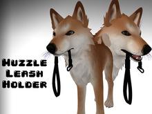 Muzzle leash holder
