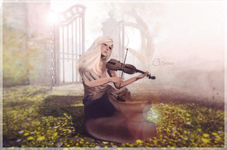 CV poses - Violin3