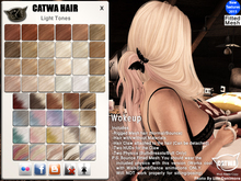 CATWA HAIR WokeUp [Lights]