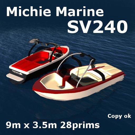 Michiw Marine SV240