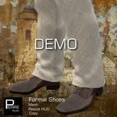 DEMO *Men Formal Shoes BROWN PierreStyles