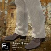 Men Formal Shoes BROWN PierreStyles
